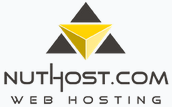Nuthost Logo TT